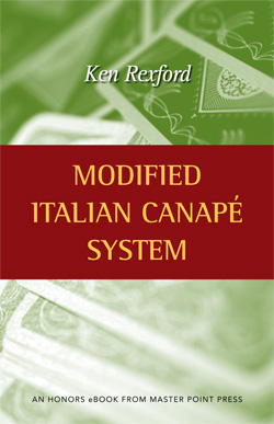 Modified Italian Canapé System